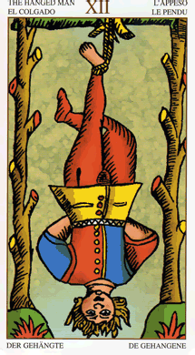 The Hanged Man XII